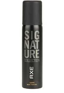AXE SIGNATURE SUAVE BODY PERFUME 122ML