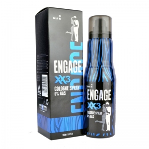 ENGAGE XX3 COLOGNE SPRAY MAN 165ML
