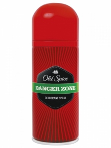 OLD SPICE DEO DANGER ZONE 150ML