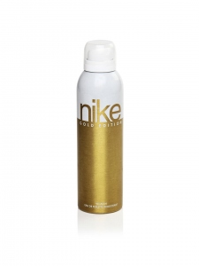NIKE DEO WOMEN GOLD EDITION 200ML
