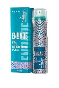 ENGAGE G1 COLOGNE SPRAY WOMEN 165ML