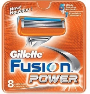 GILLETTE FUSION POWER CART 8