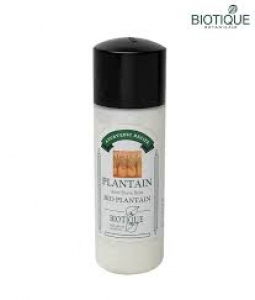 BIOTIQUE BIO PLANTAIN AFTER SHAVE BALM 120ML
