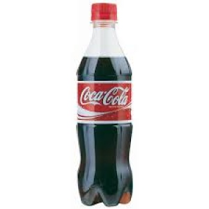 COKE COCA-COLA 400ML