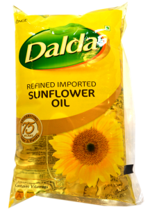 DALDA REFINED SUNFLOWER OIL 1 LTR
