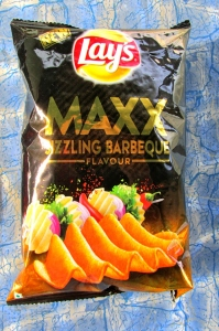 LAY`S MAXX SIZZLING BARBEQUE 30G
