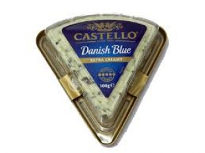 CASTELLO DANISH BLUE EXTRA CREAMY 100G
