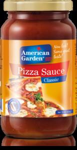 AMERICAN GARDEN PIZZA SAUCE CLASSIC 397G