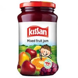KISSAN MIXED FRUIT JAM 100GM