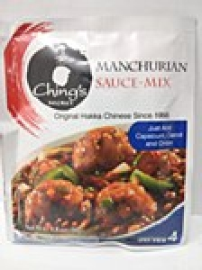 CHING`S SECRET MANCHURIAN SAUCE-MIX 50G