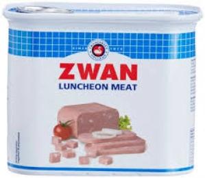 ZWAN PORK LUNCHEON MEAT 340G