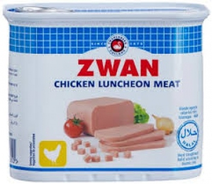 ZWAN CHICKEN LUNCHEON MEAT 200G