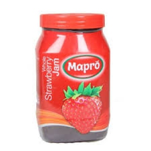 MAPRO WHOLE STRAWBERRY JAM 200G