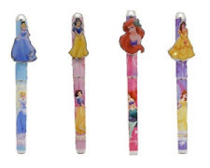 DISNEY PRINCESS GEL INK PEN 10/-