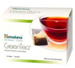 HIMALAYA GREEN TEA  10