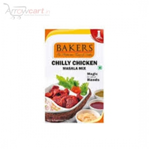 BAKERS CHILLY CHICKEN MASALA MIX 100G