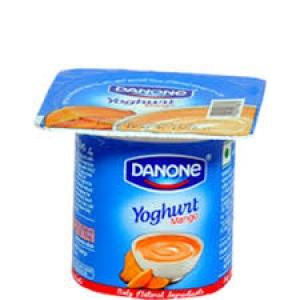 DANONE YOGHURT MANGO 80G