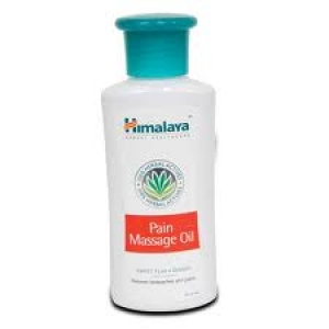 HIMALAYA WELLNESS PAIN RELIEF MASSAGE OIL 100ML