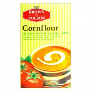 BROWN & POLSON CORN FLOUR 100G