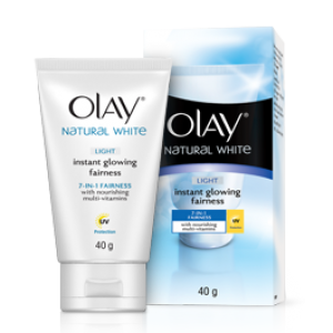 OLAY NATURAL WHITE 7 IN 1 INSTANT GLOWING FAIR 40G