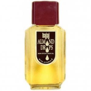 BAJAJ ALMOND DROPS HAIR OIL 75ML