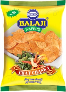 BALAJI WAFERS CHAT CHASKA 40G