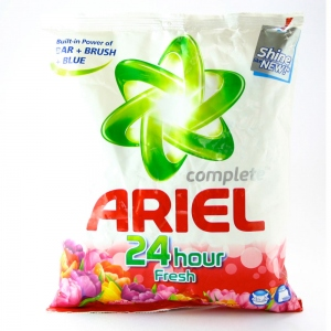 ARIEL COMPLETE PLUS + 24 HR FRESH  2KG