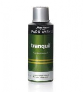 PARK AVENUE DEO TRANQUIL 150ML