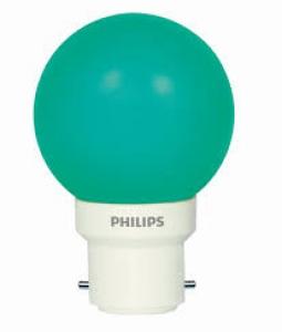 PHILIPS LED DECO GREEN 0.5 W