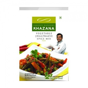 SKK VEGETABLE JHALFRAZIE SPICE MIX 75G