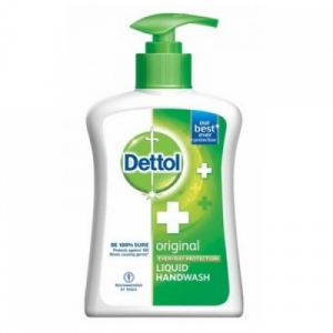 DETTOL ORIGINAL HW PUMP 215ML