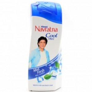 HIMANI NAVRATNA COOL TALC MINT FRESH 100G