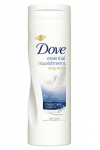 DOVE ESSENTIAL NOURISHMENT BODY LOTION 400ML