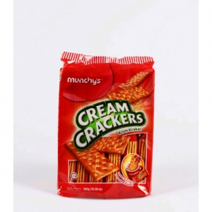 MUNCHY`S ORIGINAL CREAM CRACKERS 125G
