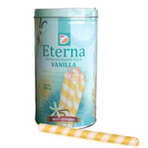 ETERNA VANILLA WAFER STICK 350G
