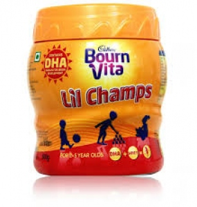 CADBURY BOURN VITA LI` CHAMPS NUTRISMART 200G JAR