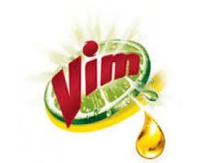 VIM CON GEL POWER OF 100 LEMONS 500ML+ BRU 10/- F