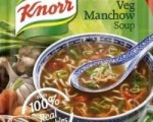 KNORR CUP-A- SOUP MANCHOW VEG 12G