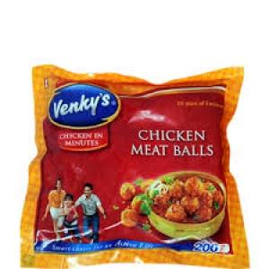 VENKY`S CHICKEN MEAT BALLS 200G