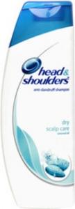 HEAD & SHOULDERS DRY SCALP CARE SH  375ML