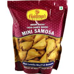 HALDIRAM`S MINI SAMOSA 150GM
