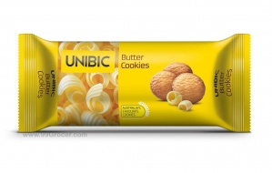 UNIBIC BUTTER COOKIES 75G