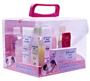 JOHNSON`S BABY CARE COLLECTION GIFT BOX