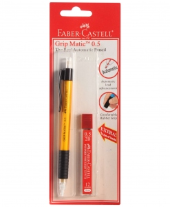 FABER CASTELL GRIP MATIC 0.5 AUTOMATIC PENCIL