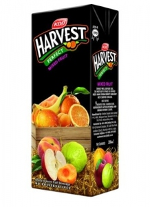 KDD HARVEST MIXED FRUIT 1L