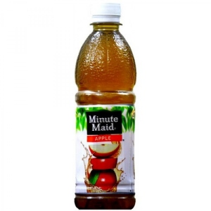 MINUTE MAID APPLE 400ML