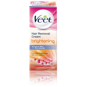 VEET HAIR REMOVAL CREAM BRIGHTENING 60G