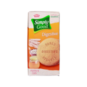 PARLE SIMPLY GOOD DIGESTIVE HONEY & OATS 250G