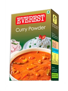 EVEREST CURRY POWDER 50G