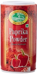 NATURESMITH PAPRIKA POWDER 125G